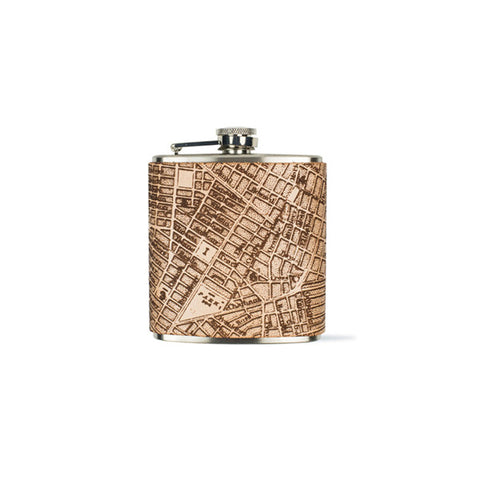 Manhattan Flask