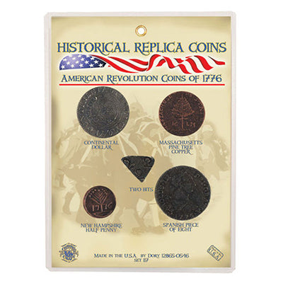 American Revolution Coins Of 1776 - New-York Historical Society Museum Store