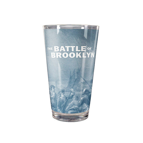 Battle of Brooklyn Pint Glass