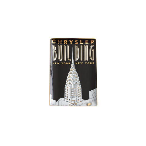 Chrysler Building Tray