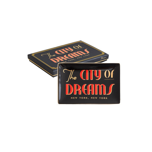 City of Dreams Tray
