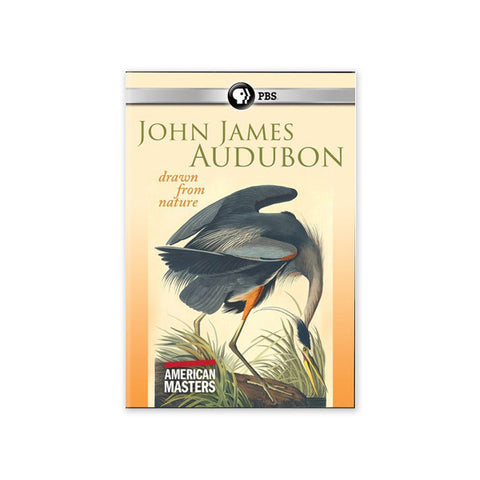 John James Audubon: Drawn From Nature DVD