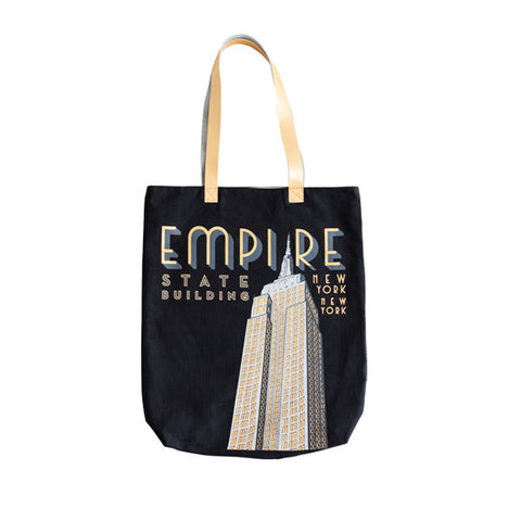 Empire State Building Tote