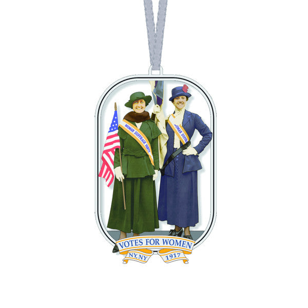 Votes for Women Keepsake Ornament