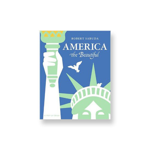 America the Beautiful: A Pop-up Book - New-York Historical Society Museum Store