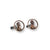 Abe Lincoln Cufflinks - New-York Historical Society Museum Store