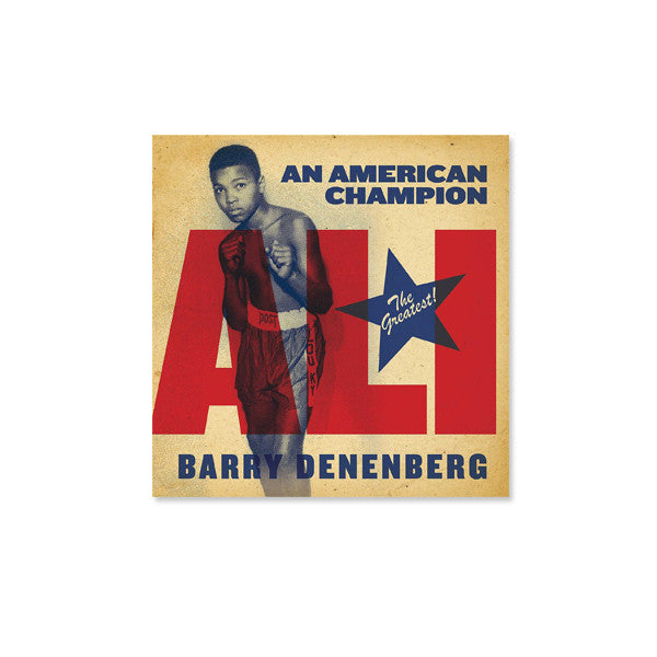 Ali: An American Champion - New-York Historical Society Museum Store