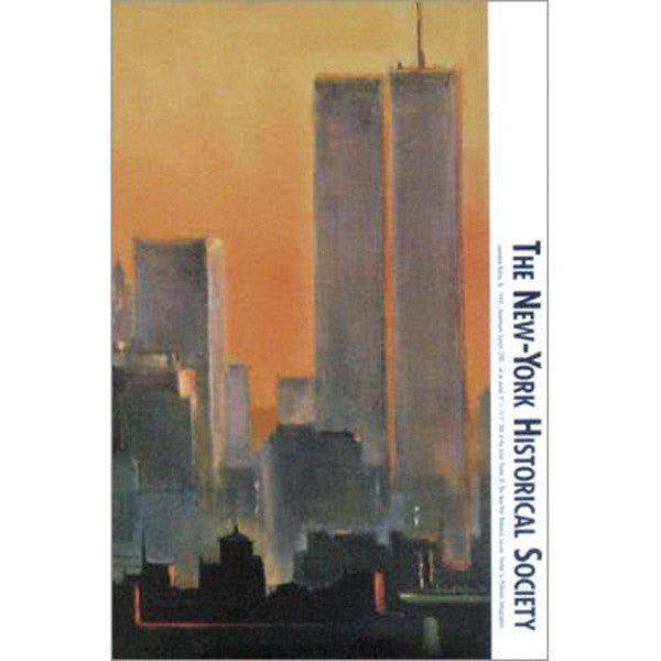 Downtown Sunset, 2001 Poster