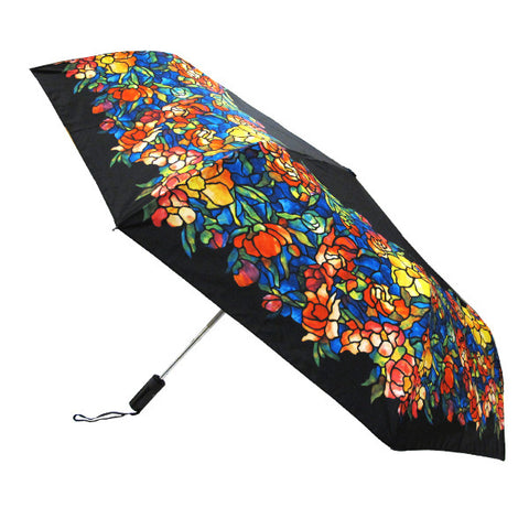 Louis C Tiffany Peony Umbrella