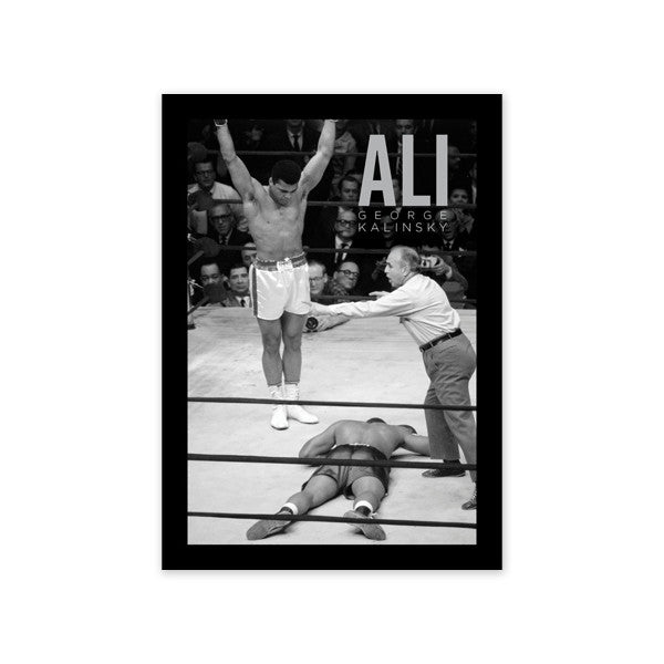 ALI: Behind the Lens with an American Legend - George Kalinsky