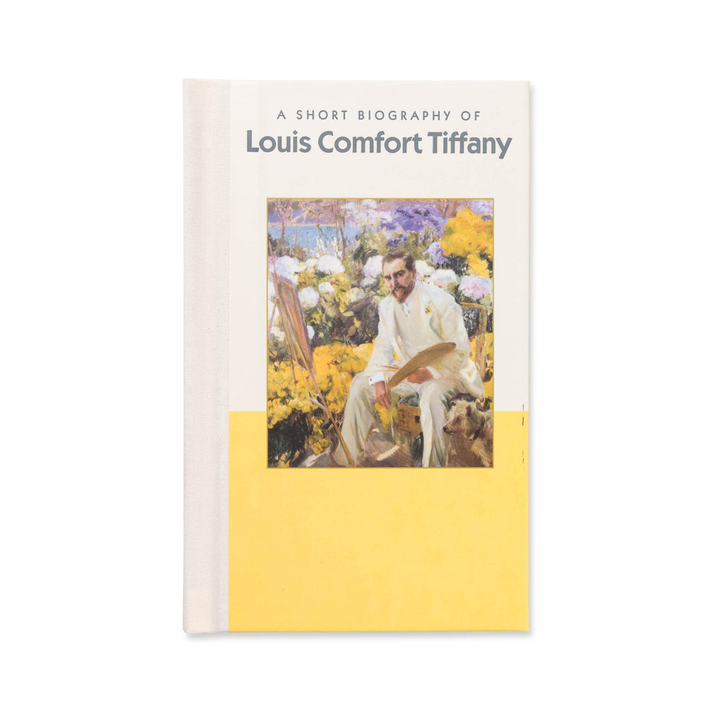 Louis Comfort Tiffany Short Biography