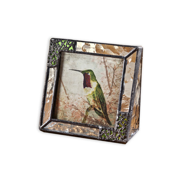 Green Filigree Frame