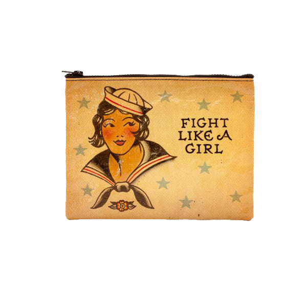 Fight like a Girl Pouch