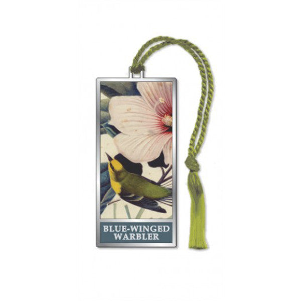 Blue-winged Warbler Bookmark - New-York Historical Society Museum Store
