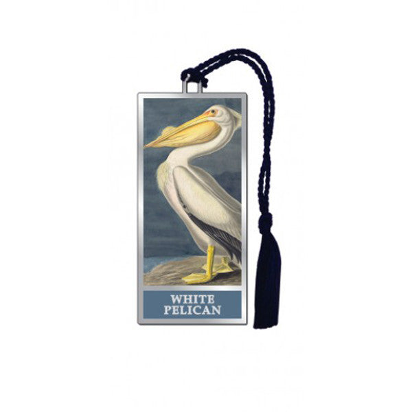 White Pelican Bookmark