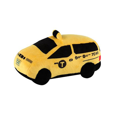 New York Taxi Plush