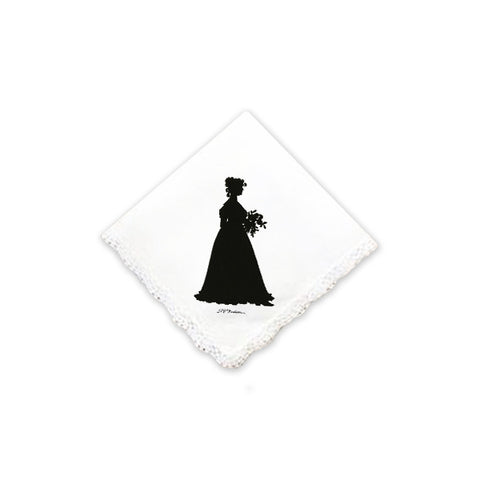 Dolley Madison Handkerchief
