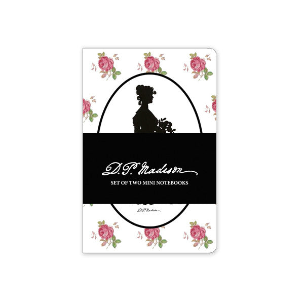 Dolley Madison Mini-notebook set of 2