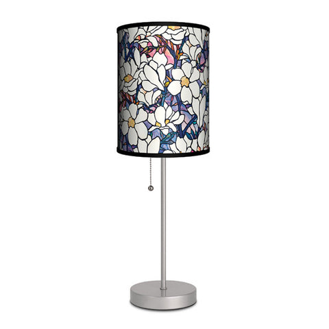 Louis C Tiffany Magnolia Lamp