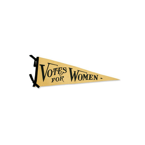 Mini Votes for Women Pennant