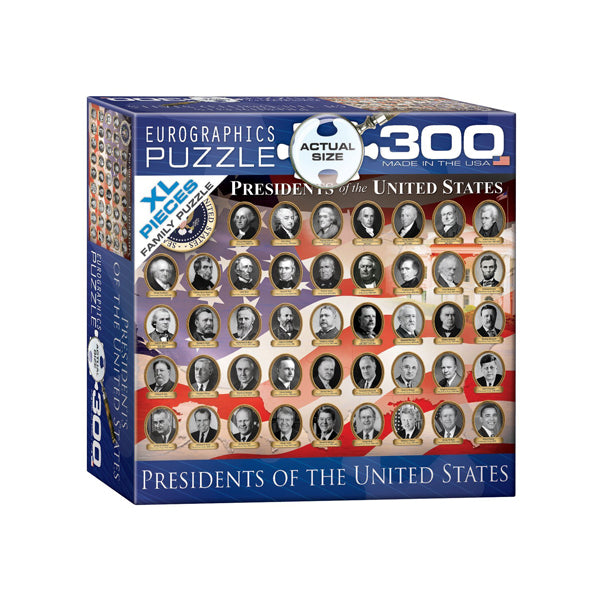 History of Presidents Puzzle