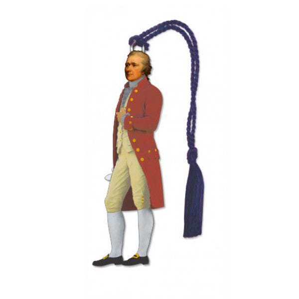 Alexander Hamilton Bookmark - New-York Historical Society Museum Store
