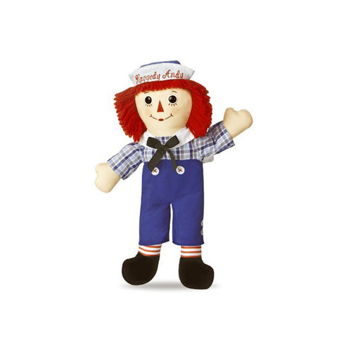 Raggedy Andy Classic Doll