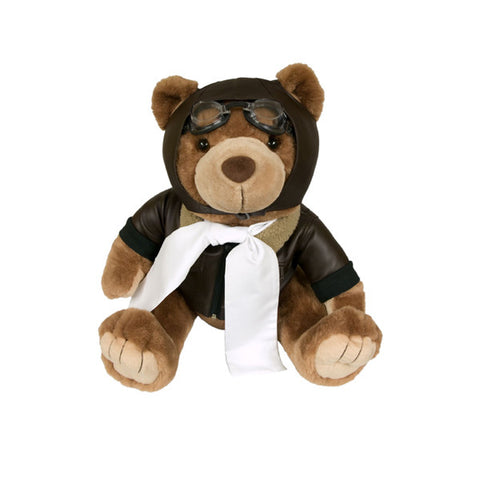 Aviator Bear Plush