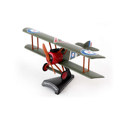 Sopwith F.1 Camel Arthur Royal Airplane Desktop Model