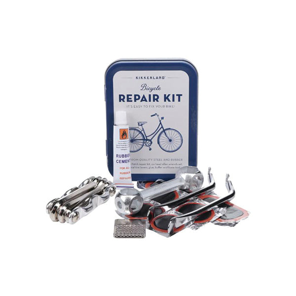 Bicycle Repair Kit Tin