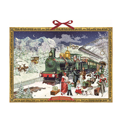 Christmas Express Advent Calendar