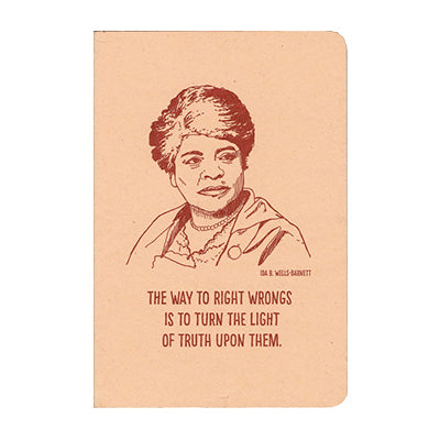 Ida B Wells- Barnett Notebook