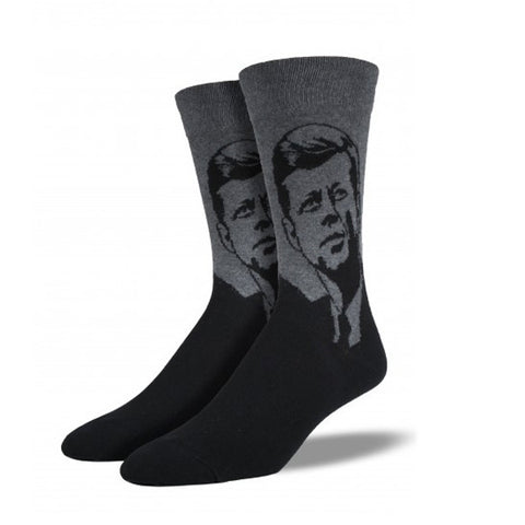 John F Kennedy Men's Socks