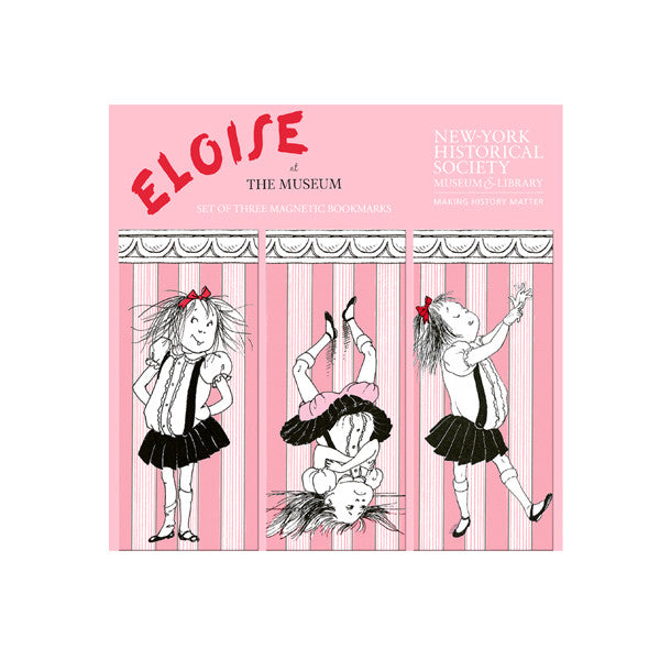 Eloise at the Museum Bookmark