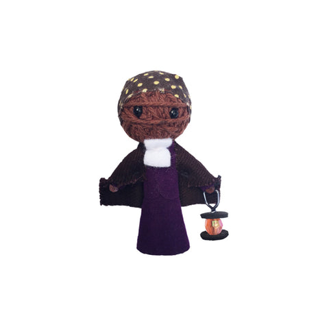 Harriet Tubman String Doll