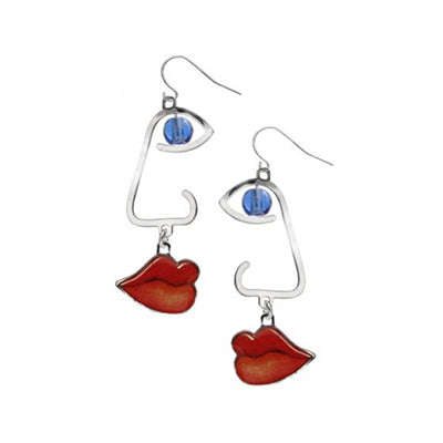 Cubist Profile Earrings
