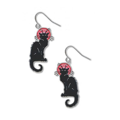 Le Chat Nior Earrings