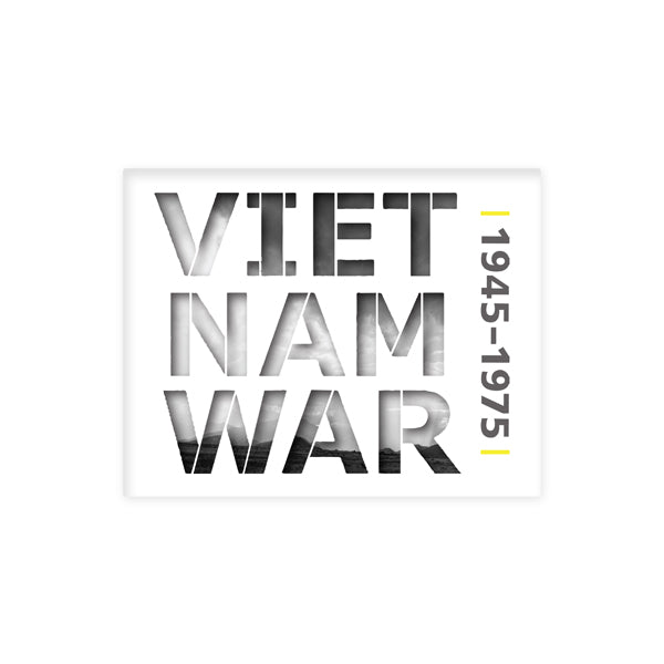 The Vietnam War Magnet