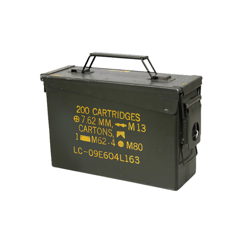 Ammo Can 30 Caliber