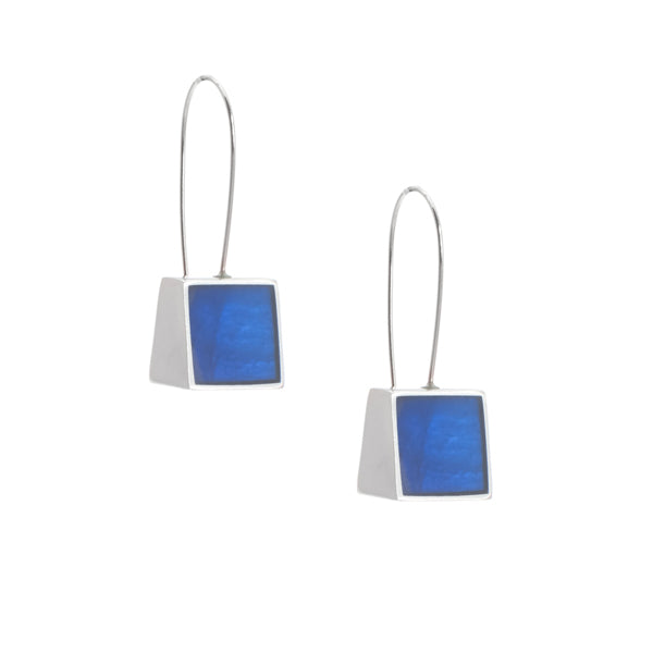 Square Turkish Sea Earring