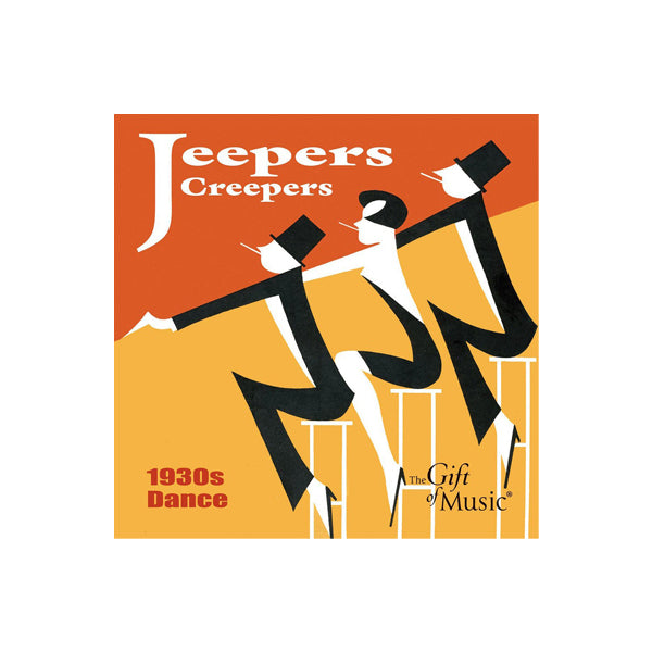 Jeepers Creepers 1930s Dance CD