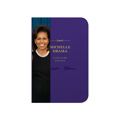 Michelle Obama Notebook