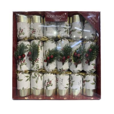 Sprig Henley Dale Christmas Crackers