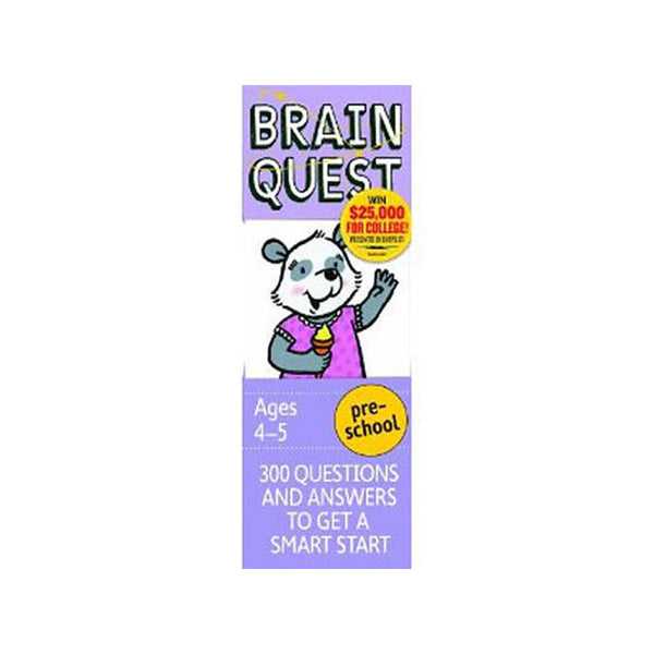 Brain Quest: Preschool