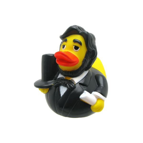 Abraham Lincoln Rubber Duck