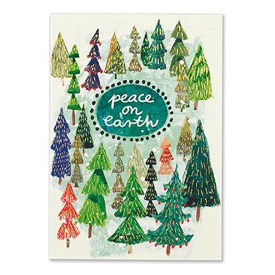 Festival of Trees Box Card