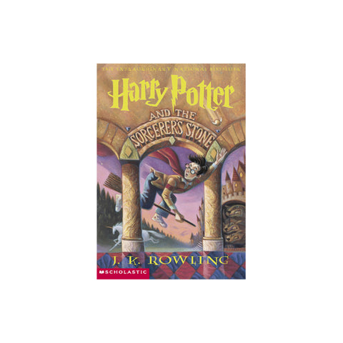 Harry Potter and the Sorcerer's Stone - Paperback