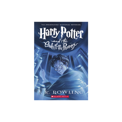Harry Potter and the Order of the Phoenix - Paperback