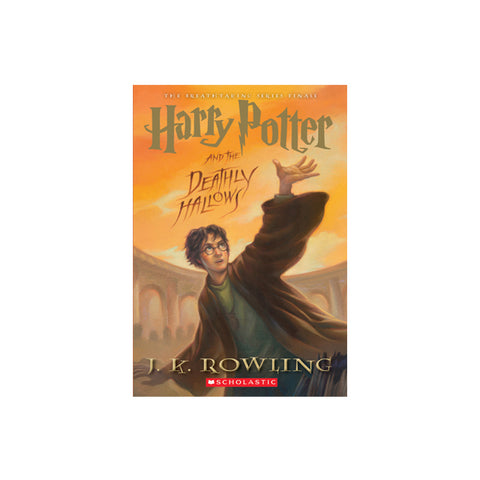 Harry Potter and the Deathly Hallows - Paperback