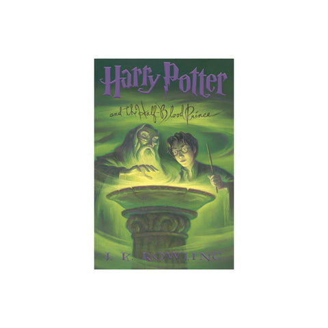 Harry Potter and the Half-blood Prince - Hardcover